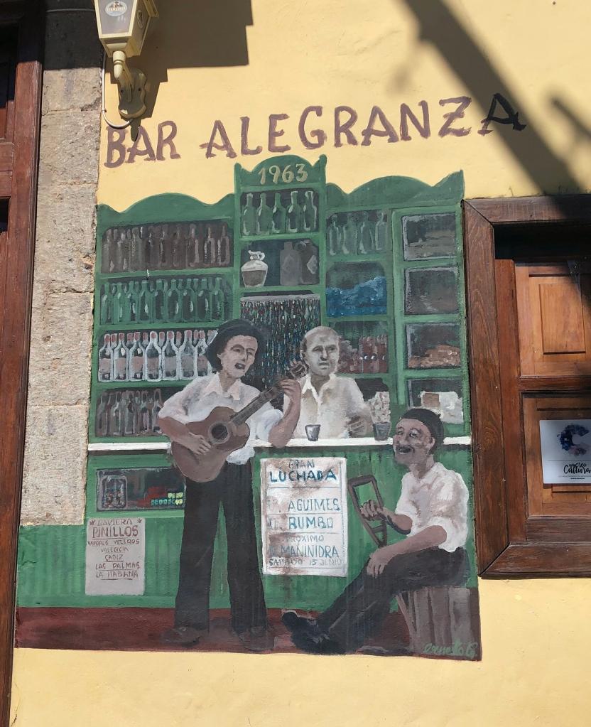 Bar Alegranza