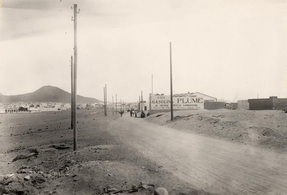 Carretera de Guanarteme