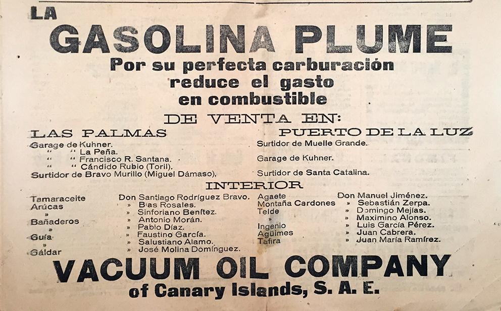 Gasolina Plume II