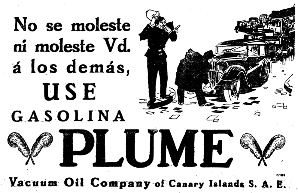 Gasolina Plume IV