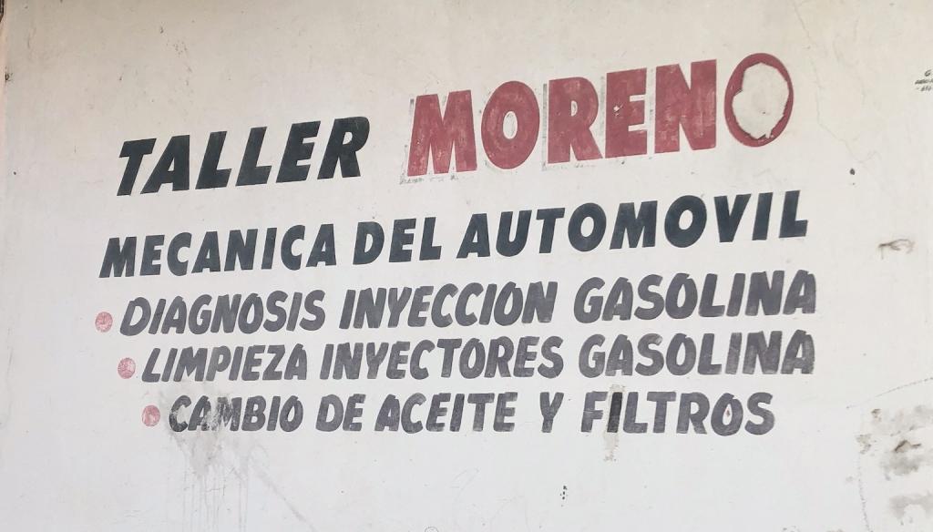 Taller Moreno